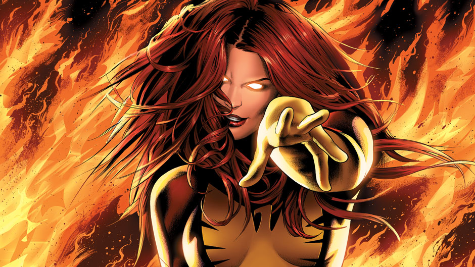 Jean Grey - 10 Most Powerful Superheroes Of All Times