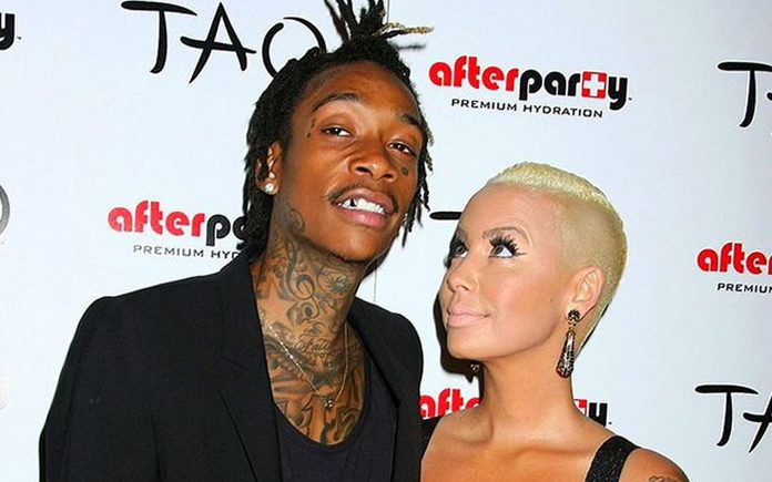 Amber Rose - Celebrities Who Married Their Fans