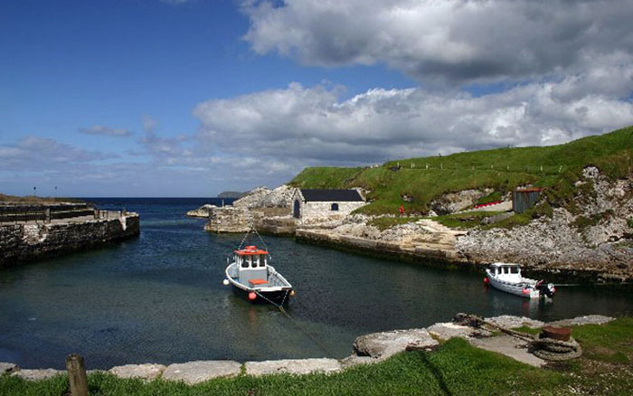 Ballintoy Harbor Game Of Thrones Filming Location