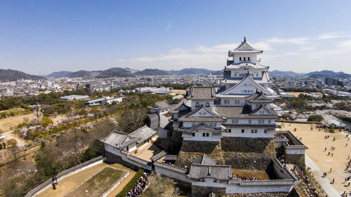 Himeji Castle - Largest Castles