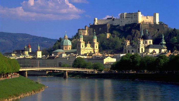Hohensalzburg Castle - Largest Castles