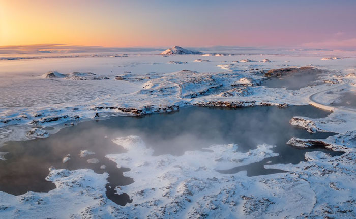 Lake Myvatn Game Of Thrones Filming Location