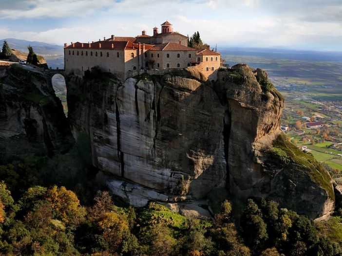 Meteora, Greece Game Of Thrones Filming Location