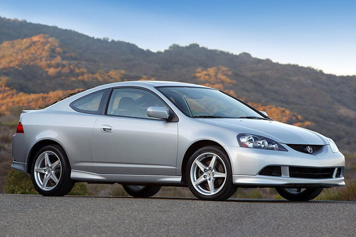 Acura RSX Type-S - Cheapest Sports Cars