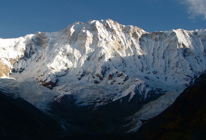 Annapurna I - Highest Mountain Peaks