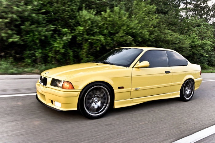BMW M3 E36 - Cheapest Sports Cars