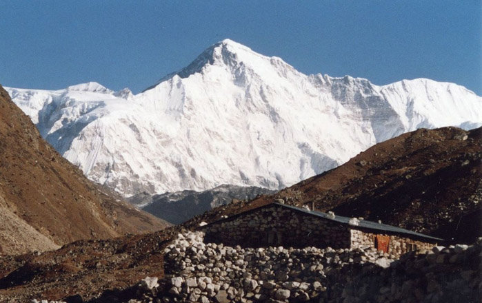 Cho Oyu - Highest Mountain Peaks