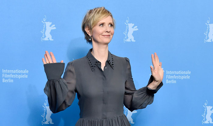 Cynthia Nixon - LGBT Celebrities