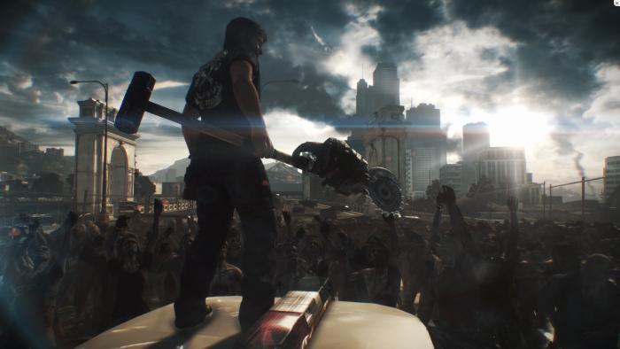 Dead Rising 3 - violent video games