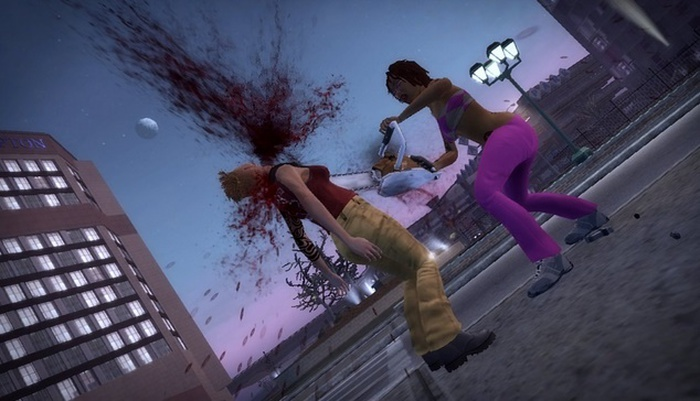 Grand Theft Auto V - violent video games
