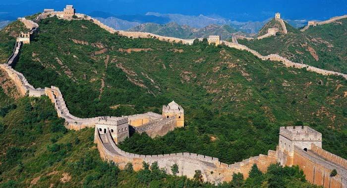 Great Wall Of China - Famous Walls