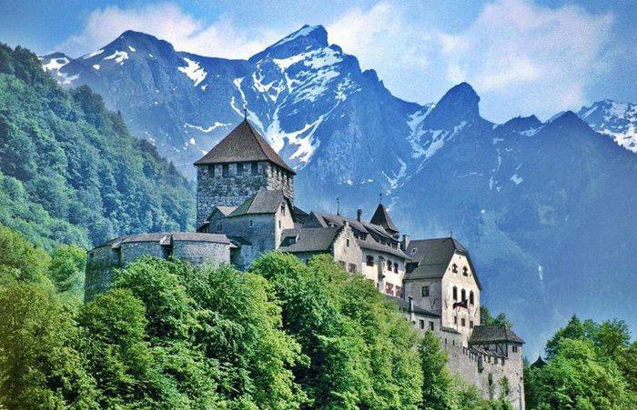 Liechtenstein - Smallest Countries