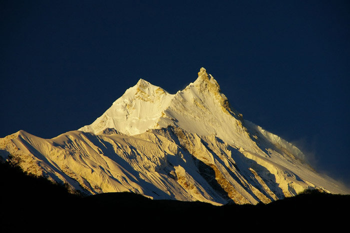 Manaslu - Highest Mountain Peaks