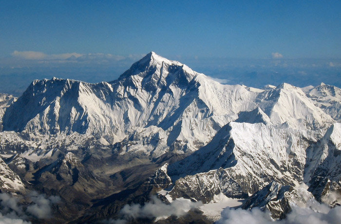 Mount Everest - Highest Mountain Peaks