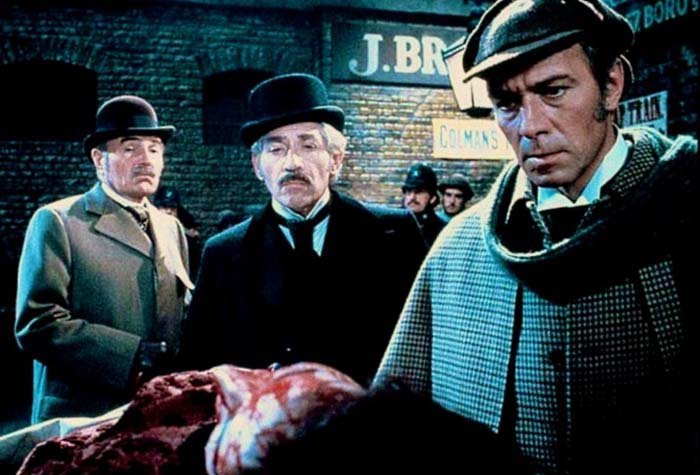 Murder By Decree (1979) - Sherlock Holmes Adaptations