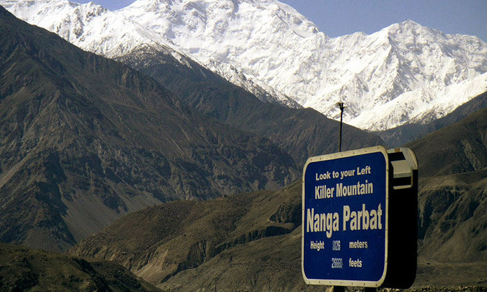 Nanga Parbat - Highest Mountain Peaks