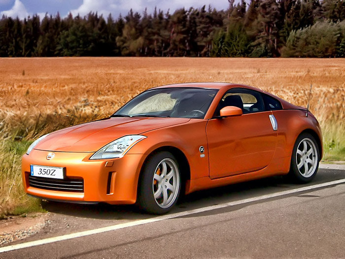 Nissan 350Z - Cheapest Sports Cars