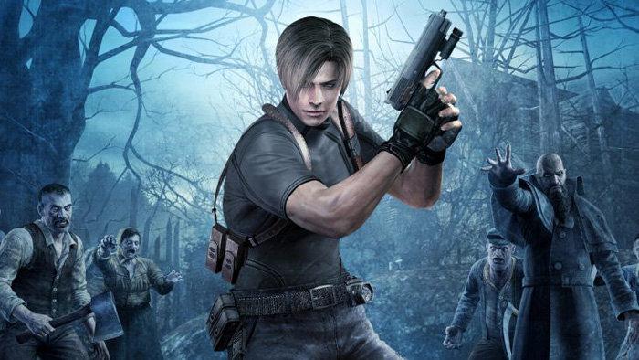 Resident Evil 4 - violent video games