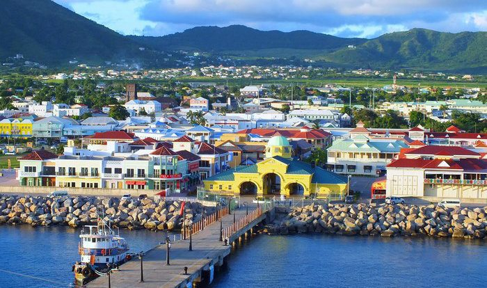 Saint Kitts and Nevis - Smallest Countries