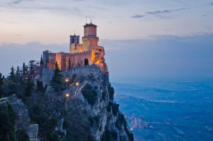 San Marino - Smallest Countries