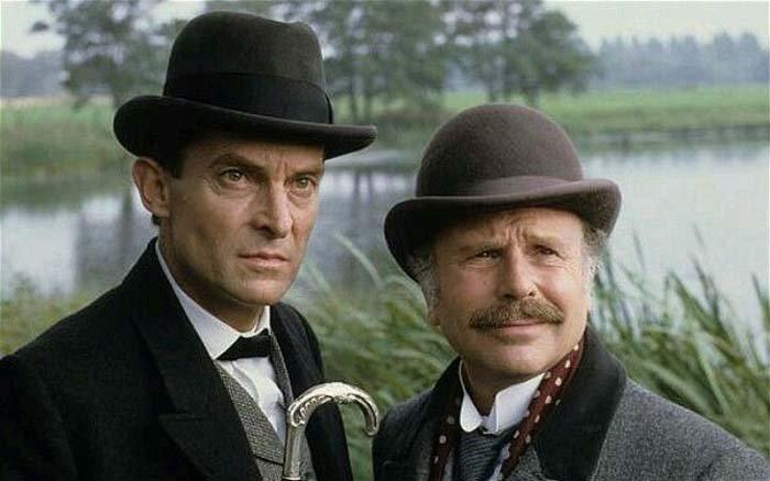 The Adventures Of Sherlock Holmes (1984-94) - Sherlock Holmes Adaptations
