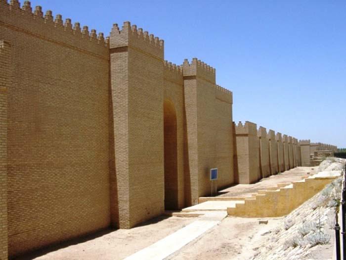 Walls Of Babylon - Famous Walls