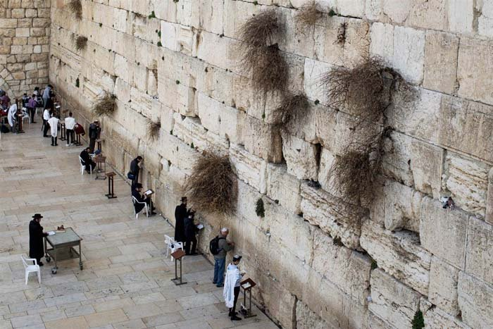 Western Wall - Famous Walls