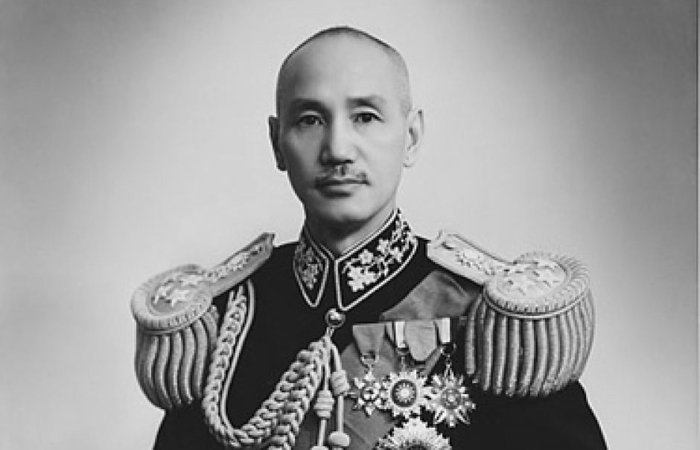 Chiang Kai-Shek - notorious dictators