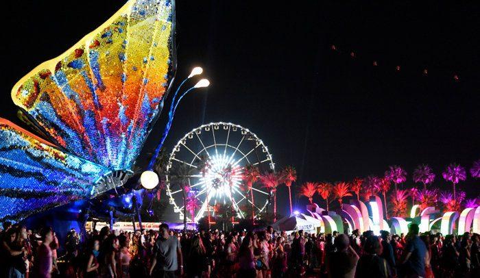 Coachella Valley Music and Arts Festival - biggest music festivals