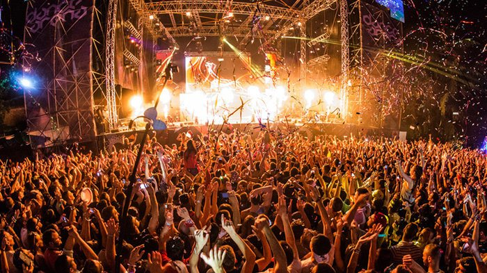Exit festival - biggest music festivals
