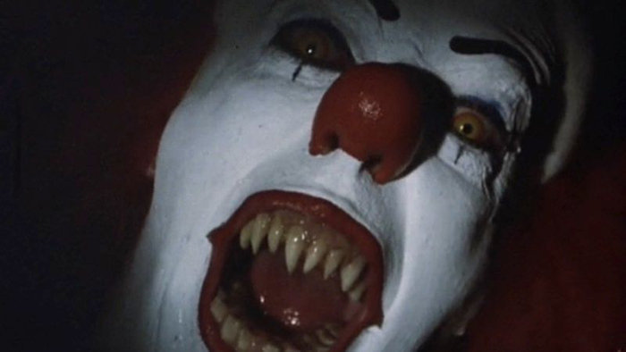 It (1990) - Scary Clown Movies