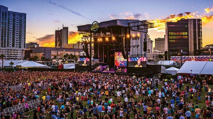 Life is Beautiful - biggest music festivals