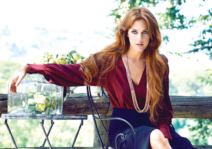 Meryem Uzerli - Beautiful Muslim Celebrities