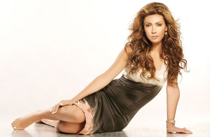 Nawal Al Zoghbi - Beautiful Muslim Celebrities