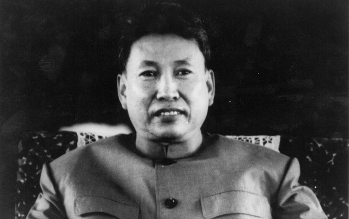 Pol Pot - notorious dictators