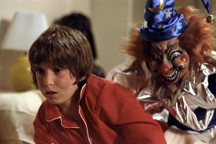Poltergeist (1982) - Scary Clown Movies