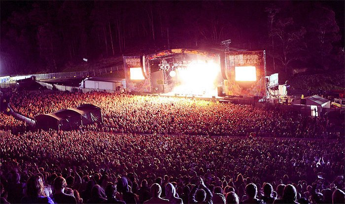 Splendour in the Grass - biggest music festivals