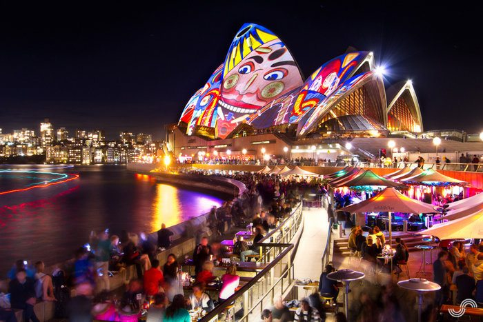 Sydney Festival - biggest music festivals