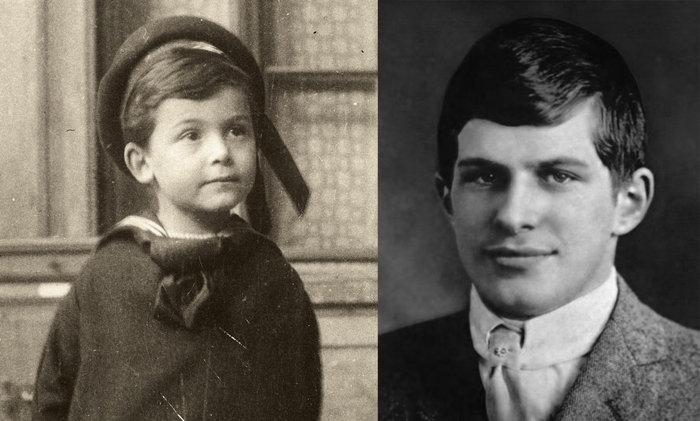 William James Sidis - Child Prodigies